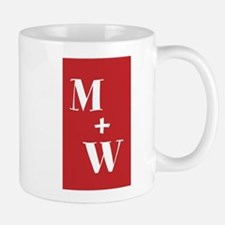 Monogram Plus Monogram Mugs