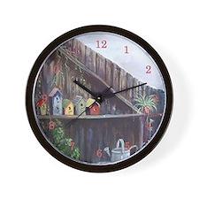 """Cozy Corner"" Wall Clock"