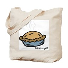 mmm...Pie  Tote Bag