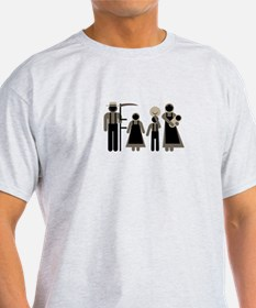 Fair Amish Logo T-Shirt