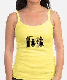 Fair Amish Logo Tank Top