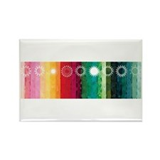 YOUareLIGHT Rectangle Magnet
