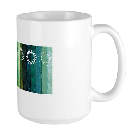 YOUareLIGHT Large Mug
