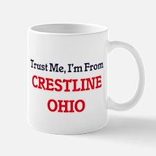 Trust Me, I'm from Crestline Ohio Mugs