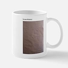 Paperbag Portraits Mug