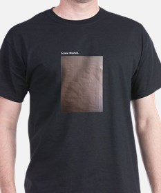 The Paperbag Portrait T-Shirt