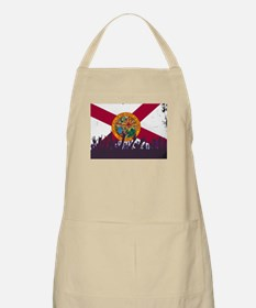 Florida State Flag with Audience Apron