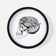 Cool Grunge is dead Wall Clock