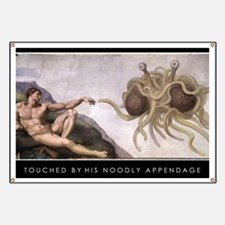 Unique Pastafarian Banner