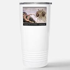 Unique Pastafarian Travel Mug