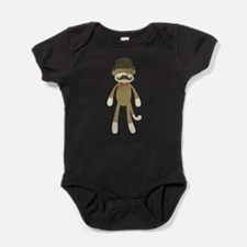 Unique Cute mustaches Baby Bodysuit
