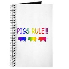 Pigs Rule Journal
