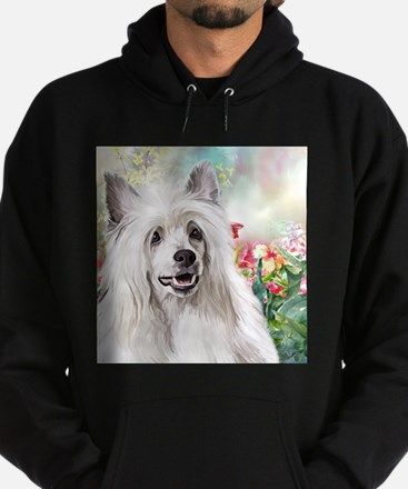 Chinese Crested Painting Hoodie