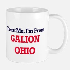 Trust Me, I'm from Galion Ohio Mugs