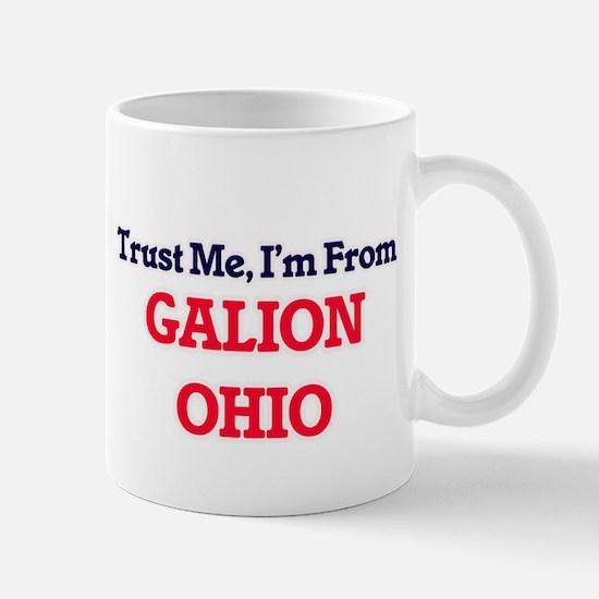Trust Me, I'm from Galion Ohio Mugs
