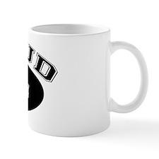 Proud YaYa (black) Mug