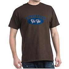 Proud YaYa (blue) T-Shirt