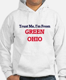 Trust Me, I'm from Green Ohio Hoodie