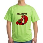 Grillmaster Green T-Shirt
