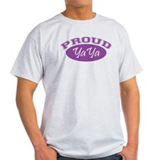 Proud YaYa (purple) T-Shirt