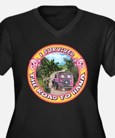 road_to_hana2 Plus Size T-Shirt
