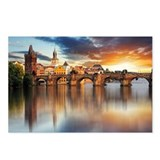 Charles bridge Postcards