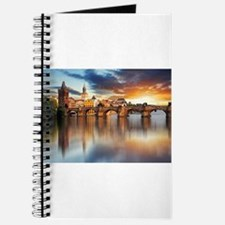Charles Bridge Prague Journal