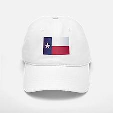 Texas State Doted Flag Baseball Baseball Cap
