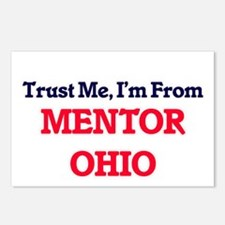 Trust Me, I'm from Mentor Postcards (Package of 8)