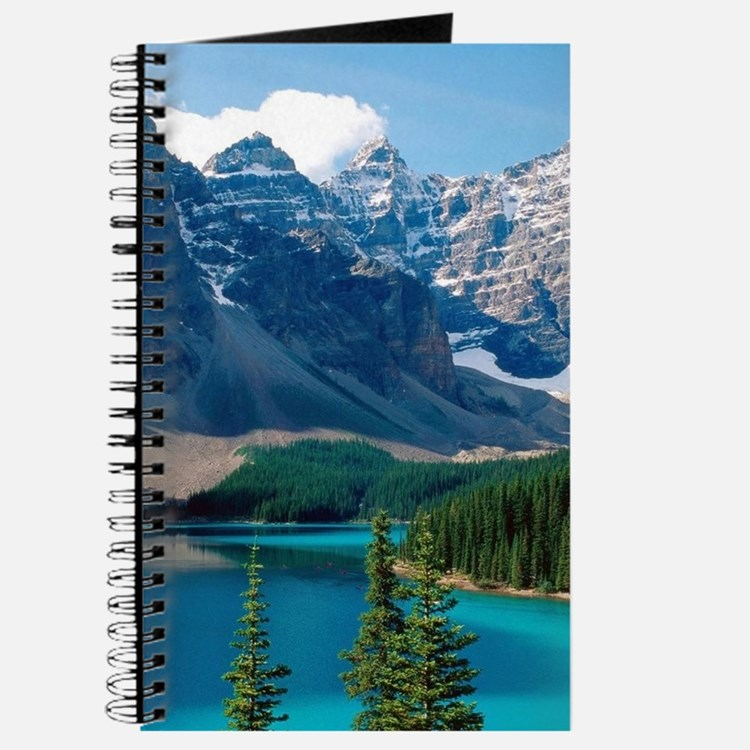 Moraine Lake Banff National Park Canada Journal