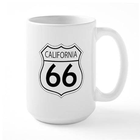 Classic 66 Large Mug