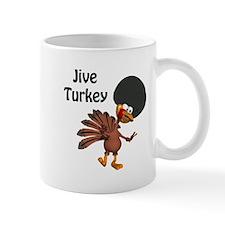 Funny Afro Jive Turkey Mug