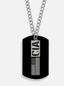 CIA: CIA (Black Flag) Dog Tags