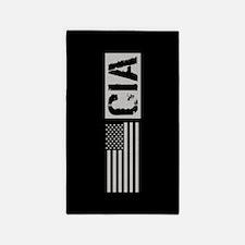 CIA: CIA (Black Flag) Area Rug
