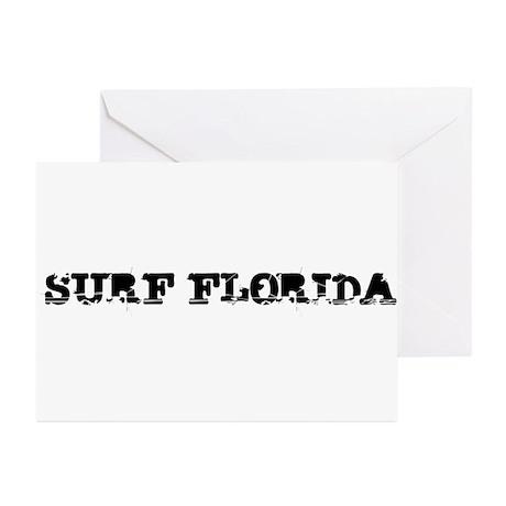 Surf Florida Greeting Cards (6)