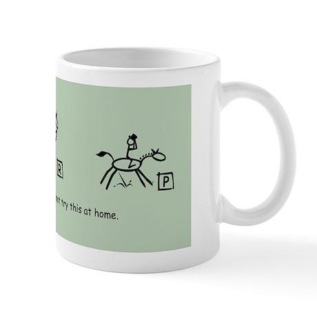 I am a Professional: Dressage Mug