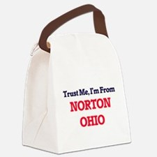Trust Me, I'm from Norton Ohio Canvas Lunch Bag