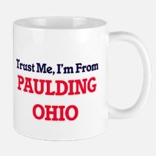 Trust Me, I'm from Paulding Ohio Mugs