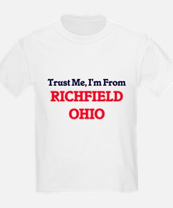Trust Me, I'm from Richfield Ohio T-Shirt