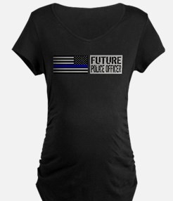 Police: Future Police Offic T-Shirt