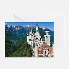 Cute Bavaria Greeting Card