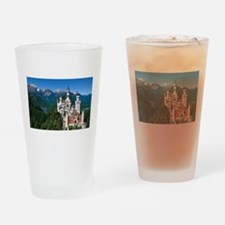 Neuschwanstein Castle Bavaria Germa Drinking Glass