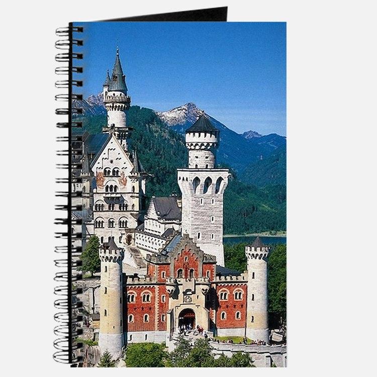 Neuschwanstein Castle Bavaria Germany Journal