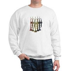 Trumpets Multi Sweatshirt