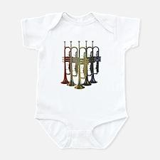 Trumpets Multi Infant Bodysuit