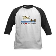 Cartoon Dock Jumping Tee
