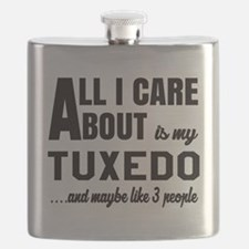 All I care about is my Tuxedo Flask