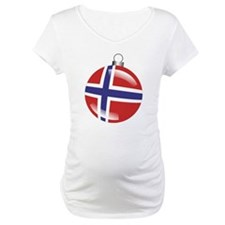 Norway Christmas Ornament graphic Shirt