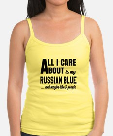 All I care about is my Russian Jr.Spaghetti Strap