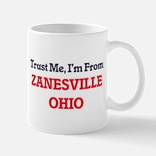 Trust Me, I'm from Zanesville Ohio Mugs